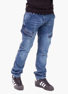 Spodnie jeans bojówki Valgard 2