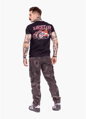 Spodnie bojówki Ken IV 5