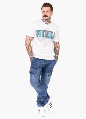 Spodnie jeans bojówki Valgard 5