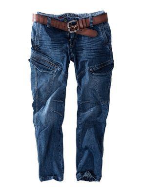 Spodnie jeans bojówki Valgard 8