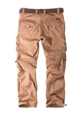 Spodnie bojówki Ken III 3