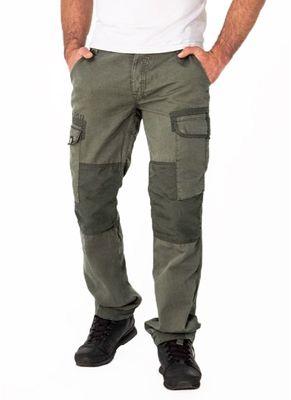 Spodnie bojówki Combat 0