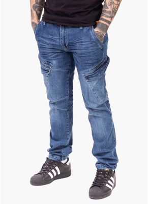 Spodnie jeans bojówki Valgard 0
