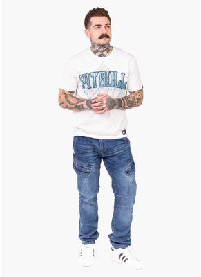 Koszulka Blue Skull 3