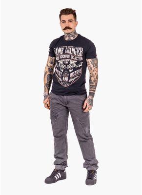 Spodnie bojówki Helmer 4
