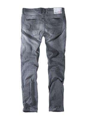 Spodnie jeans Haldor 4
