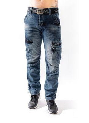 Spodnie jeans Stahlheim II 0