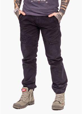 Spodnie bojówki Helmer 0