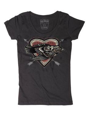 Koszulka damska Dead Bird 1