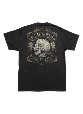 Koszulka Dead Skull 4