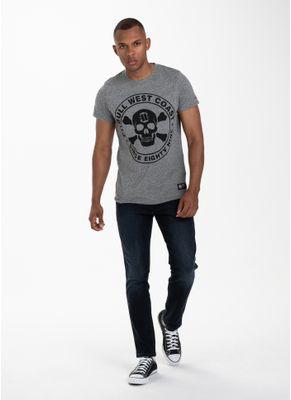 Koszulka Custom Fit Skull 4
