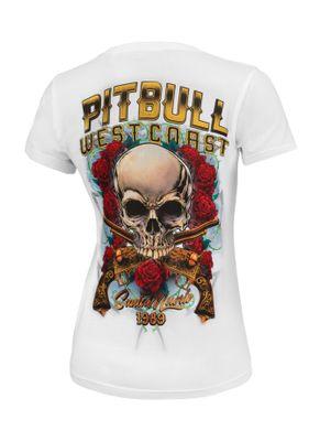Koszulka damska Santa Muerte 0