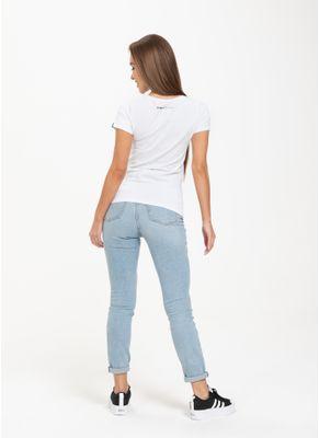 Koszulka damska Slim Fit Small Logo 4