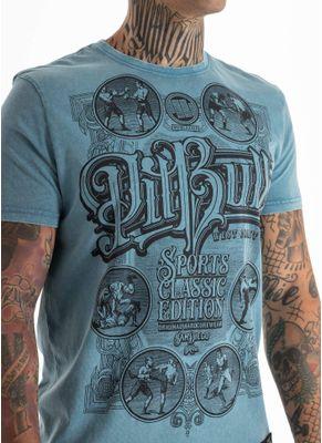 Koszulka Denim Washed Multisport 6