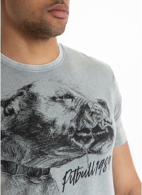 Koszulka Denim Washed Shlimock 6