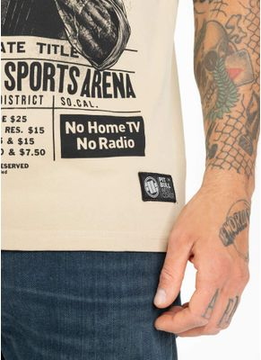 Koszulka Garment Washed Bare-Knuckle 5