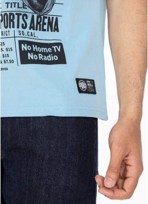 Koszulka Garment Washed Bare-Knuckle 6