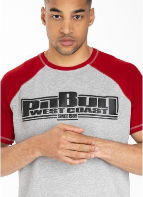 Koszulka Garment Washed Raglan Boxing 3