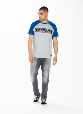 Koszulka Garment Washed Raglan Boxing 2
