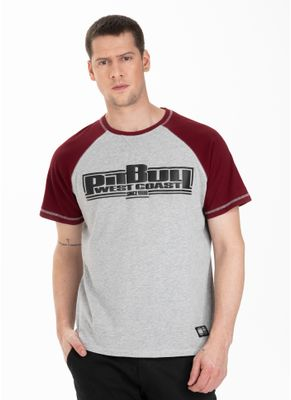 Koszulka Garment Washed Raglan Boxing 0
