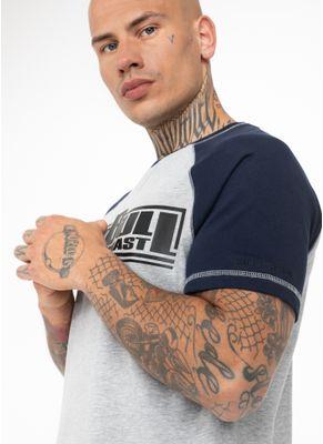 Koszulka Garment Washed Raglan Boxing 4