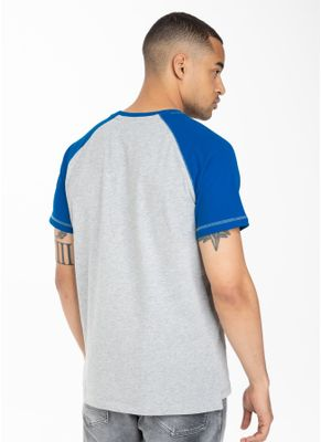 Koszulka Garment Washed Raglan Boxing 1