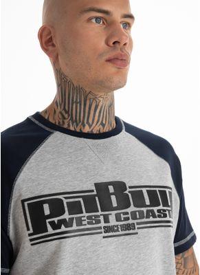 Koszulka Garment Washed Raglan Boxing 6
