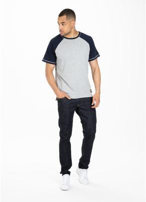 Koszulka Garment Washed Raglan Small Logo 2