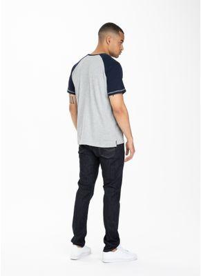 Koszulka Garment Washed Raglan Small Logo 3