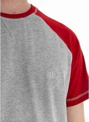 Koszulka Garment Washed Raglan Small Logo 5