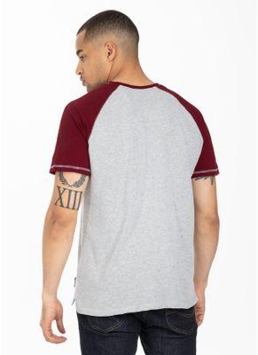 Koszulka Garment Washed Raglan Small Logo 1