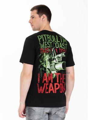 Koszulka I Am The Weapon 0