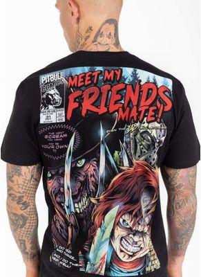 Koszulka Meet My Friends 6