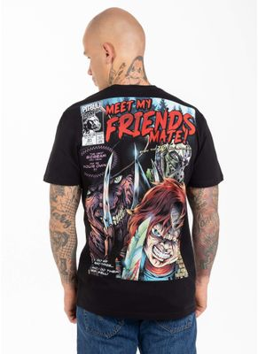 Koszulka Meet My Friends 0