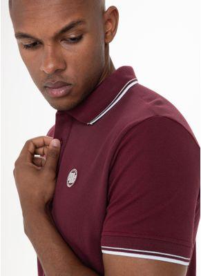 Koszulka Polo Regular Logo Stripes 8
