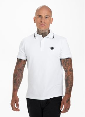 Koszulka Polo Regular Logo Stripes 10