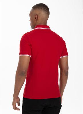 Koszulka Polo Regular Logo Stripes 2
