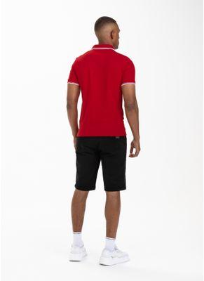 Koszulka Polo Regular Logo Stripes 5
