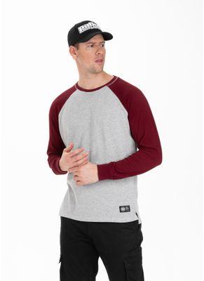 Longsleeve Garment Washed Raglan Small Logo 4