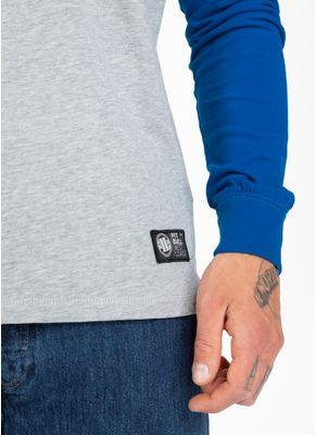 Longsleeve Garment Washed Raglan Small Logo 5