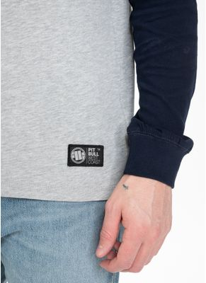 Longsleeve z kapturem Garment Washed Raglan Small Logo 4