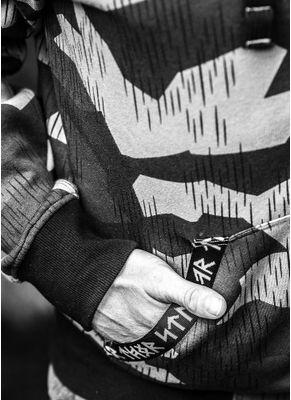 Bluza rozpinana z kapturem Hastard 3