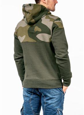 Bluza z kapturem Vilmar 1