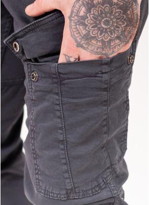 Spodnie bojówki Eggert II 8