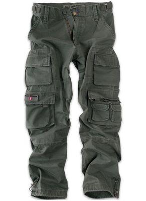 Spodnie bojówki Ken 6