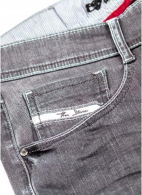 Spodnie jeans Haldor 6