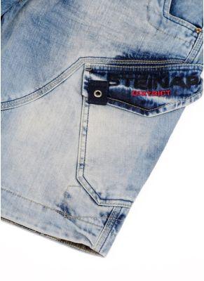 Szorty Jeansowe Bojówki Rydal 7