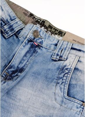 Szorty Jeansowe Bojówki Rydal 5