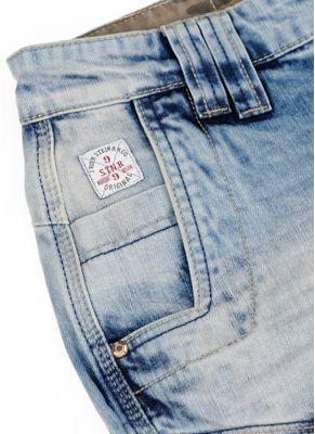 Szorty Jeansowe Bojówki Rydal 6