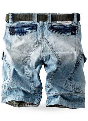 Szorty Jeansowe Bojówki Rydal 9